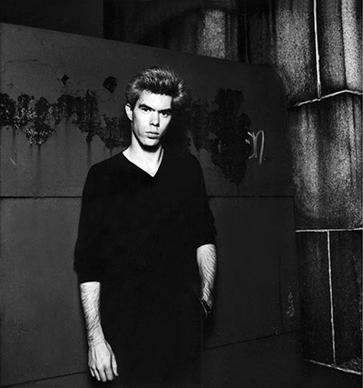 Jim Jarmusch in 1984